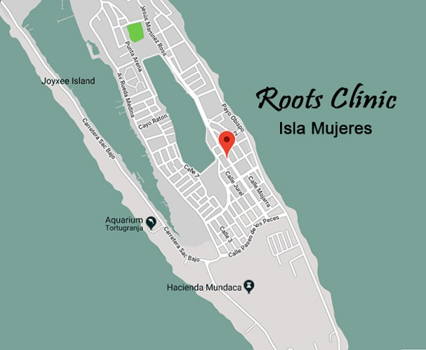 Roots Clinic Isla Mujeres