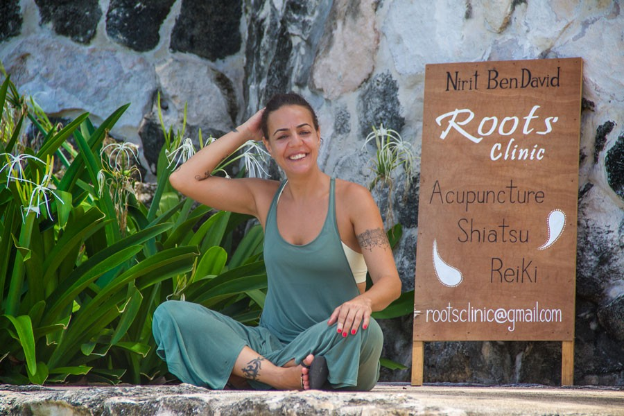 Massage & Accupunture Roots Clinic Isla Mujeres